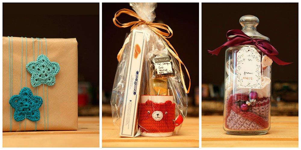 Ideas para envolver regalos estas navidades for Ideas para envolver regalos