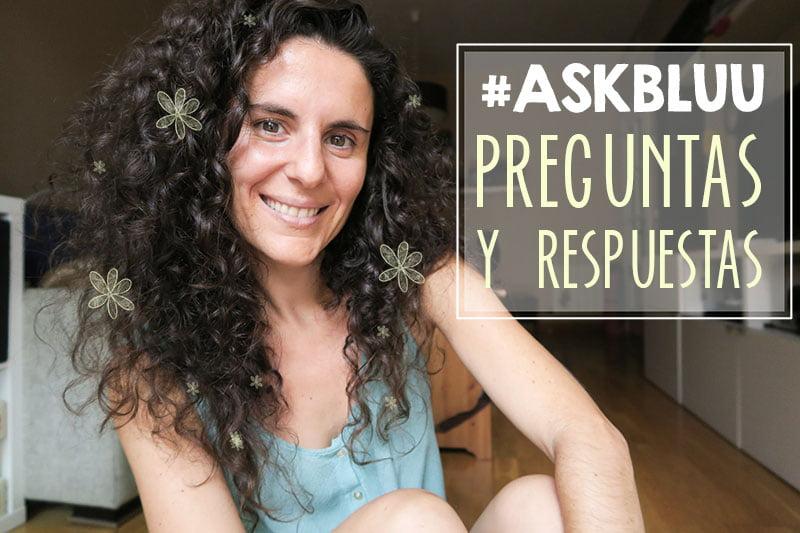 #ASKBLUU Preguntas y respuestas en Youtube