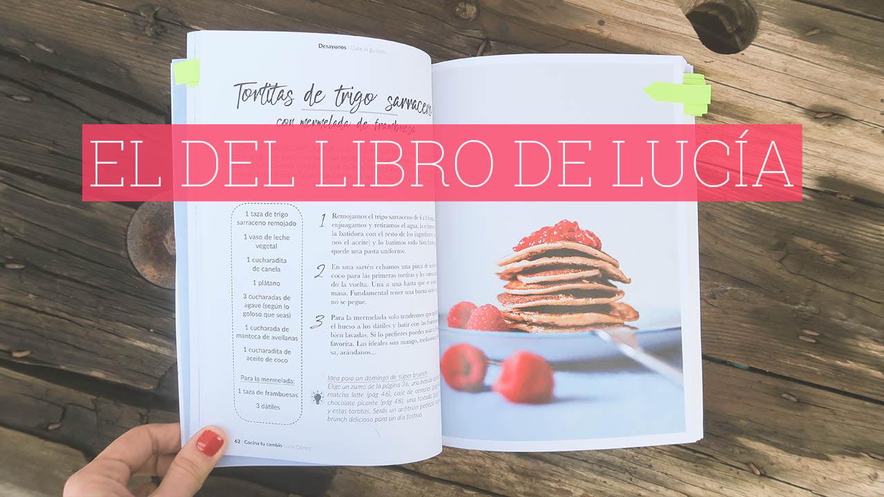 Cocina el cambio de Lucía Gómez