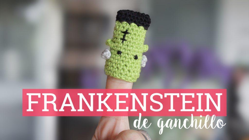 Frankenstein de ganchillo