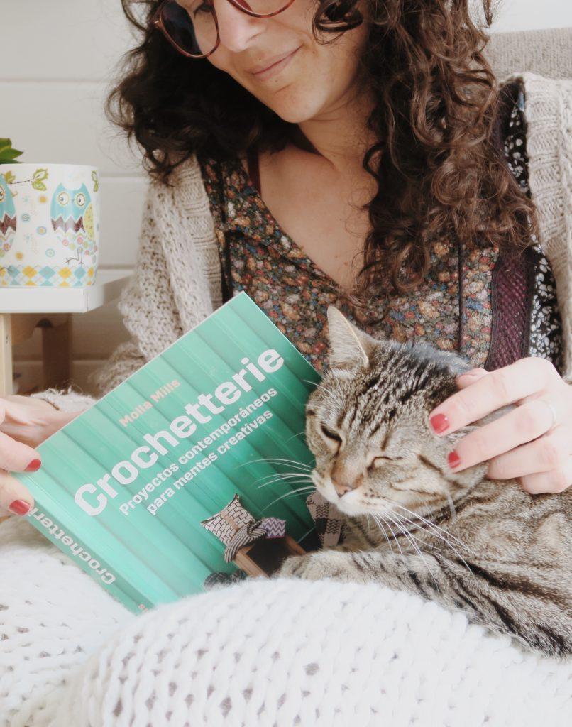 Libro de ganchillo Crochetterie