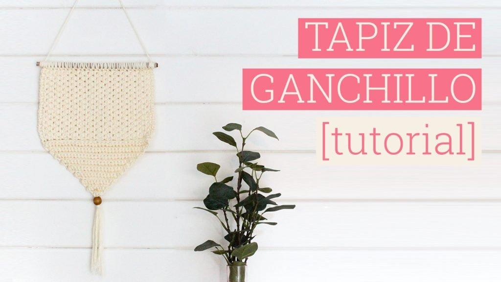 tutorial tapiz de ganchillo marta bluu