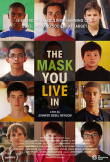 The mask you live in documental Netflix